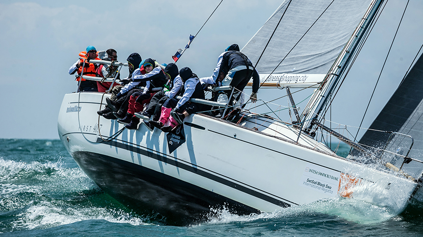 Picture of Beneteau First 40.7