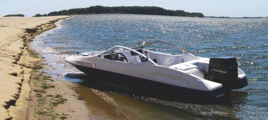 permis de barca clasa D
